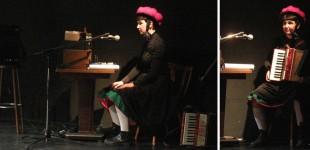Eva, die Hofkomponistin